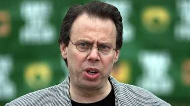 Mets announcer Howie Rose speaks to Benjamin Cardozo