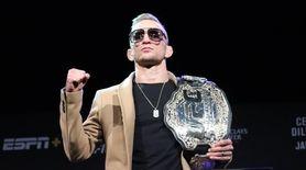 UFC bantamweight champion T.J. Dillashaw will challenge flyweight