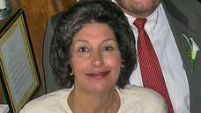 Susan Lupinacci, who worked as a gardener and