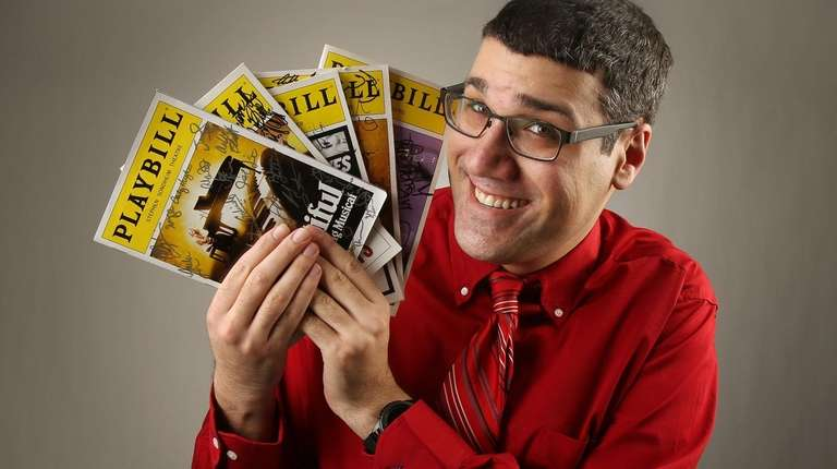 Brian Stoll likes to dazzle his audiences with