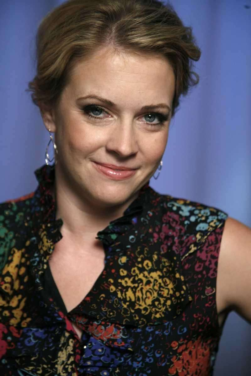 Actress Melissa Joan Hart, best known for her