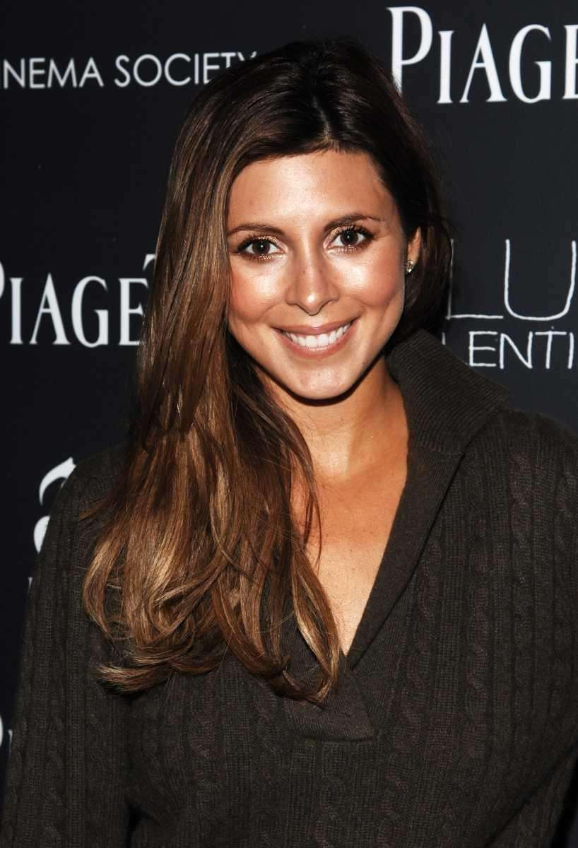 Actress Jamie-Lynn Sigler, best known for her role