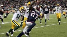 Patriots cornerback Kyle Arrington could be the last