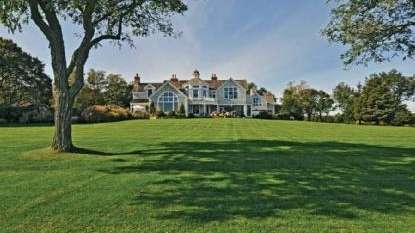 The 11-acre North Haven estate belonging to the