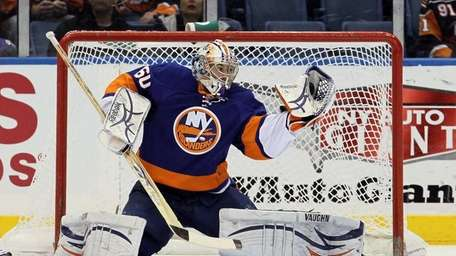 6) THE ISLANDERS WILL PICK FOURTH The second