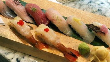 Tiga, serving modern sushi and Asian fusion, has