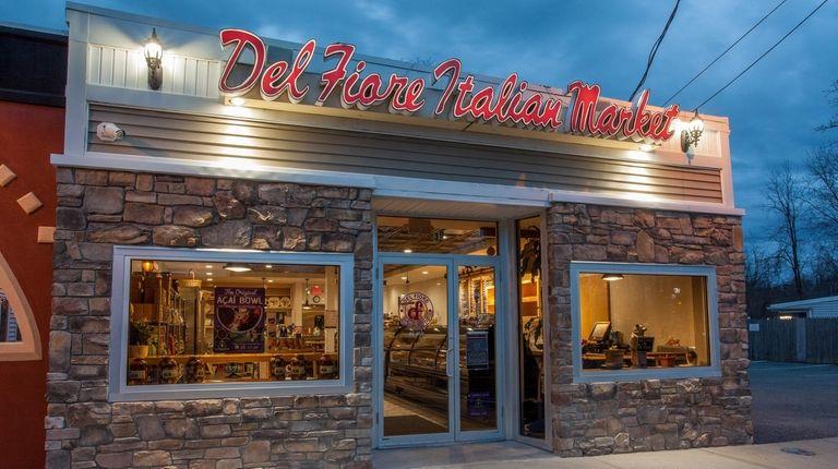 Del Fiore Italian Market in Rocky Point gave
