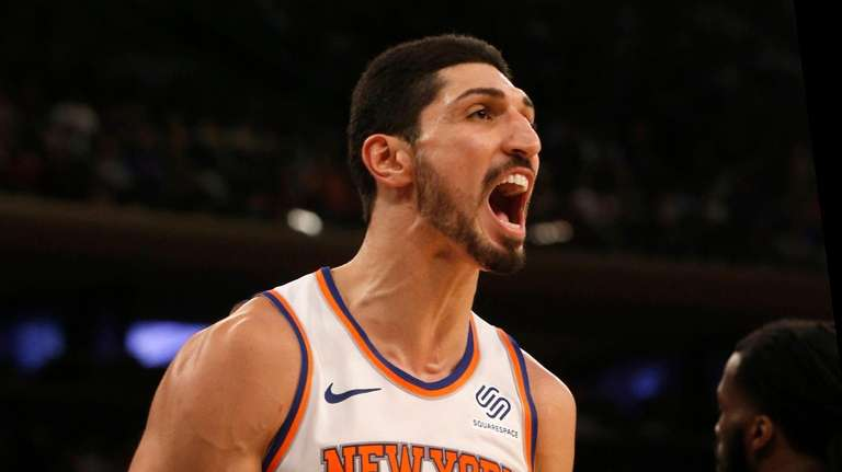 82df16cf1f7 Enes Kanter the center of much turmoil