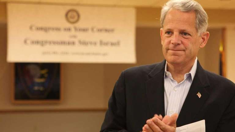 Rep. Steve Israel, reportedly a psy-ops target