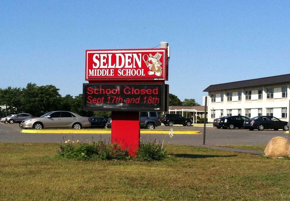 Selden was originally called Westfield, but was forced