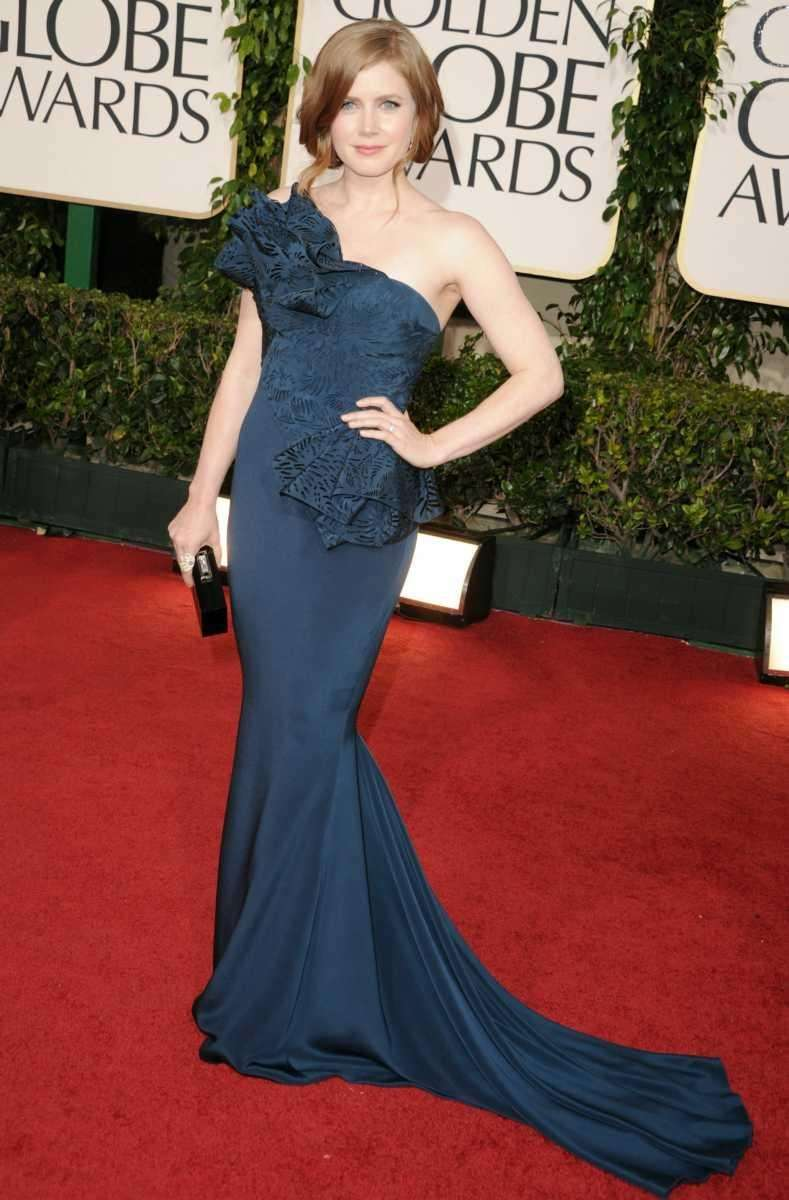 Actress Amy Adams arrives at the 68th annual