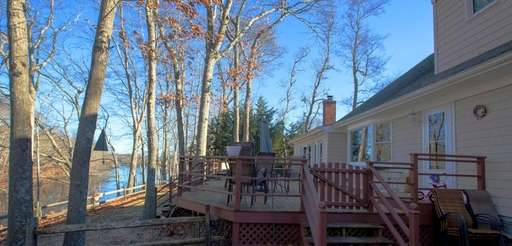 This Southold house is listed for $621,000