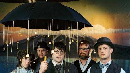 The Decemberists' new album,