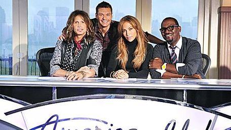Idol judges