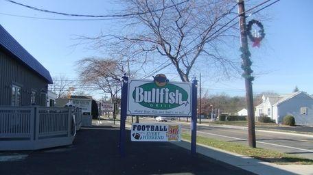 Bullfish Grill, Sayville