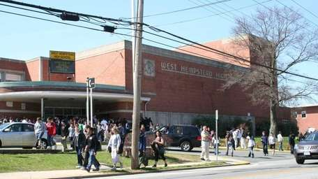West Hempstead High School. (April 10, 2008)