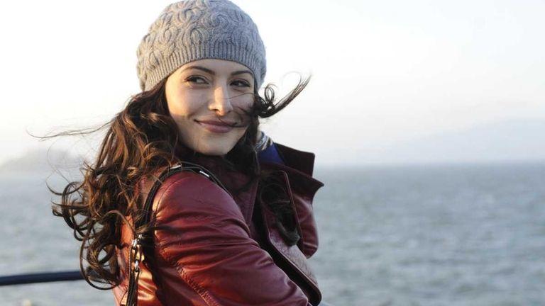 Sarah Shahi stars as Kate Reed in