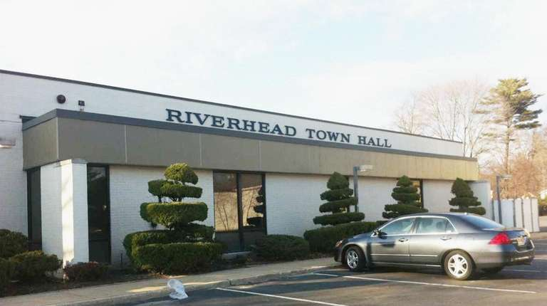 Riverhead Town Hall at 200 Howell Avenue on