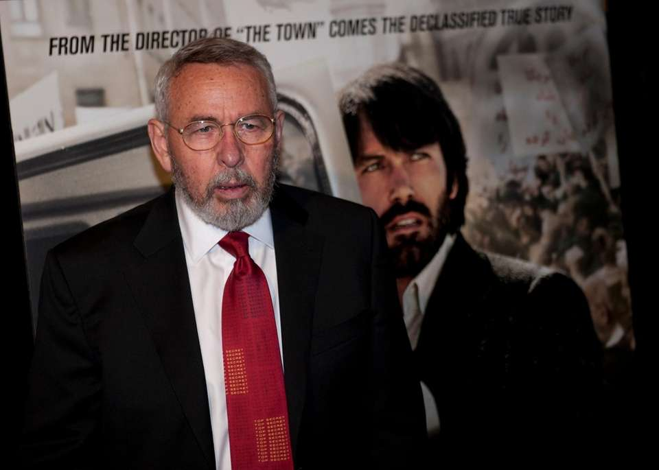 Tony Mendez, a former CIA technical operations officer