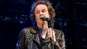 Colin Blunstone of The Zombies performs during the