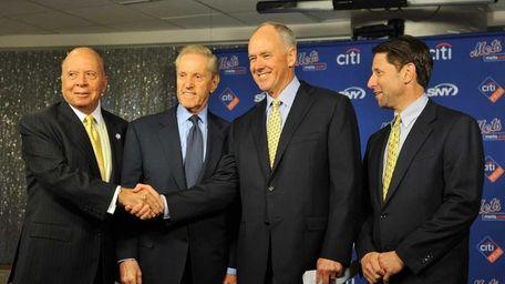 October 29, 2010; Queens, NY, USA; Saul Katz