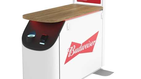 The BeerBox, developed for a unit of Anheuser-Busch
