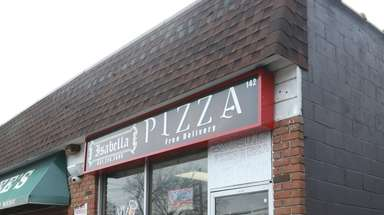 Isabella's Pizza in East Islip is selling fewer