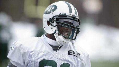 New York Jets running back LaDainian Tomlinson runs