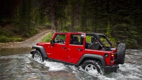 6. Jeep Wrangler Unlimited Sport -- $1,131