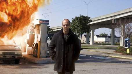 Jason Statham stars as Arthur Bishop in the