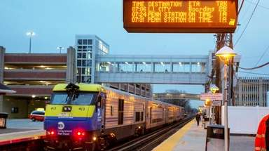 The Long Island Rail Road had 89.8 million