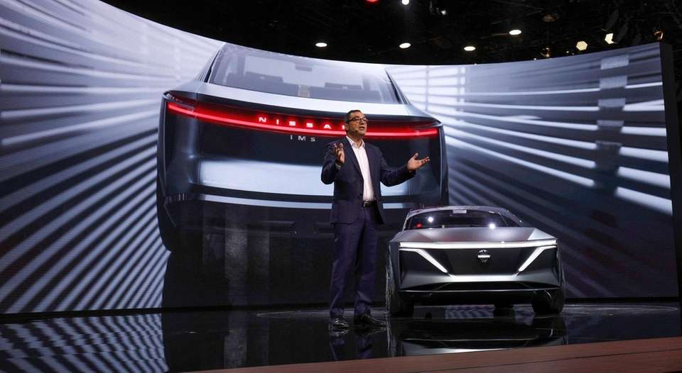 Denis Le Vot, chairman of Nissan North America,