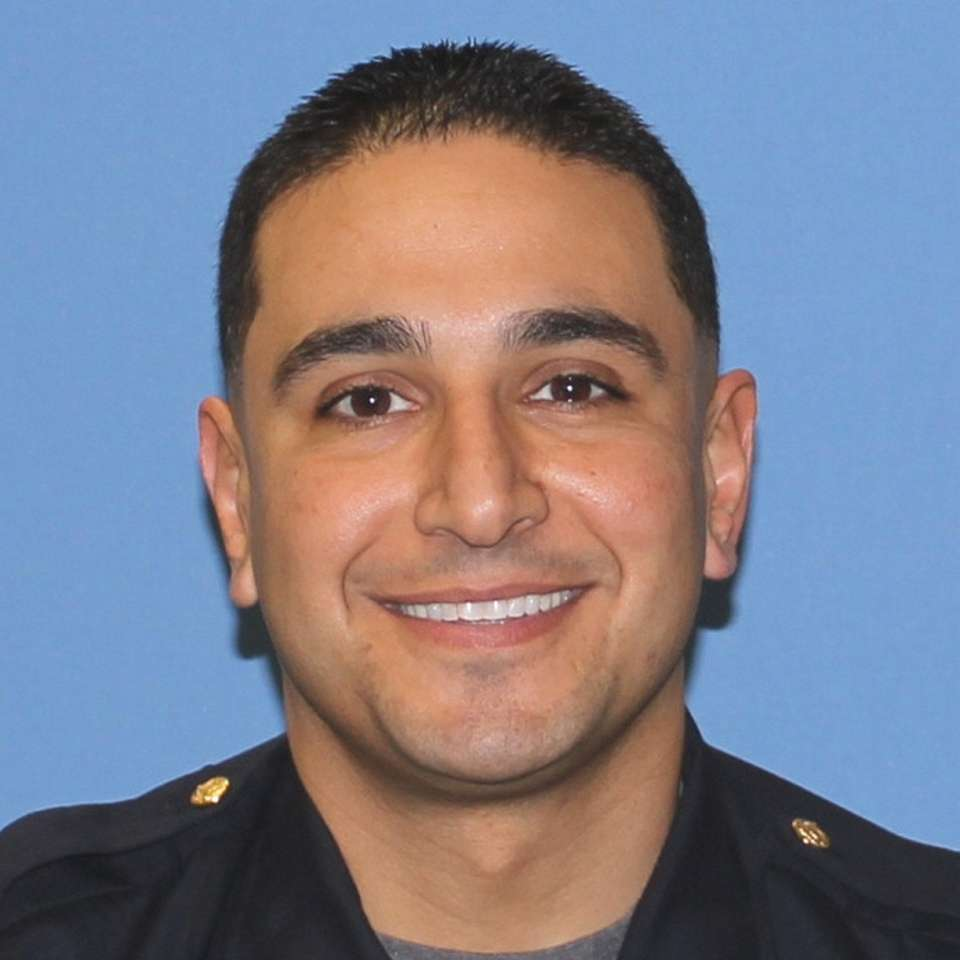 Suffolk Police Officer Fadi Rafeh died unexpectedly on
