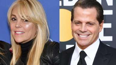 Dina Lohan and Anthony Scaramucci are both on