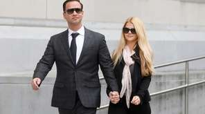 "Michael ""The Situation"" Sorrentino leaves federal court"