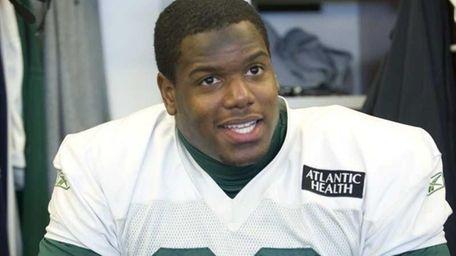 1/21/11, Florham Park: New York Jets offensive tackle