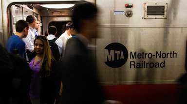 The MTA and Amtrak have reached an agreement