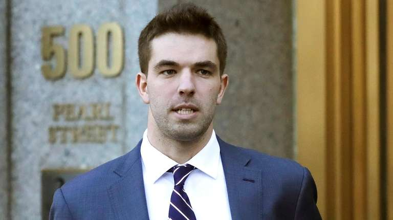 Billy McFarland, the promoter of the failed Fyre