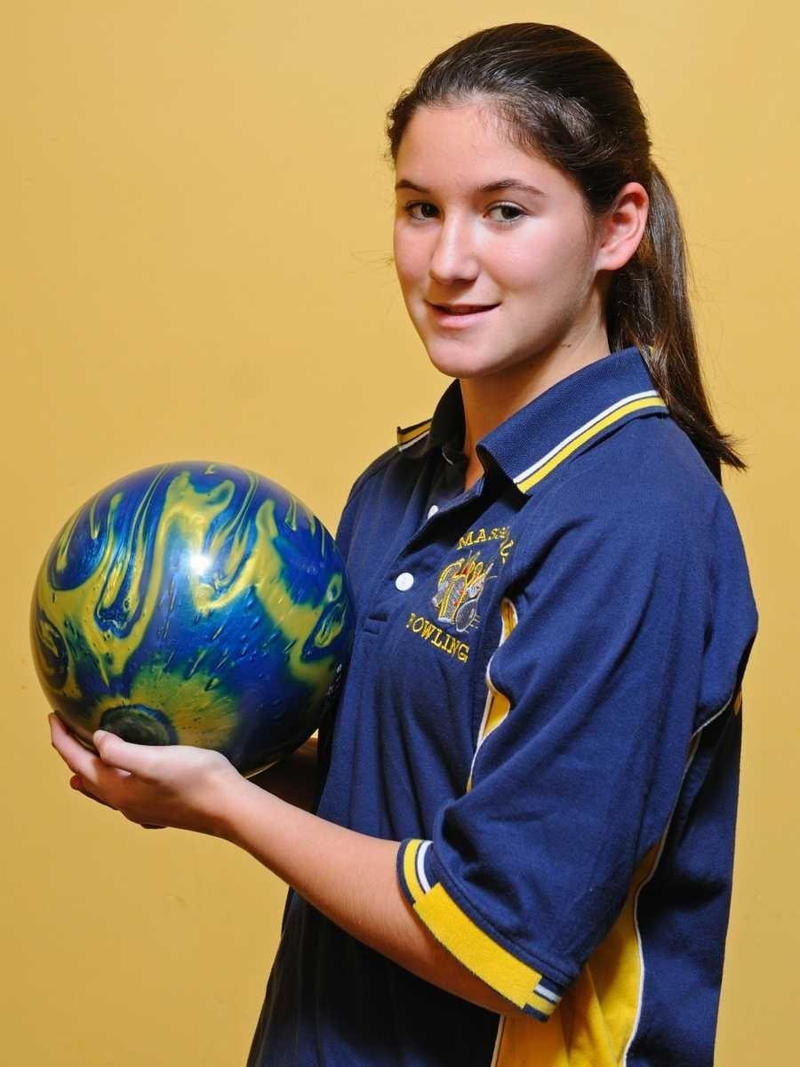 Arianna Dumas, a freshman at Massapequa High School