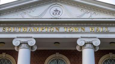 The Southampton Town Board approved a plan Tuesday