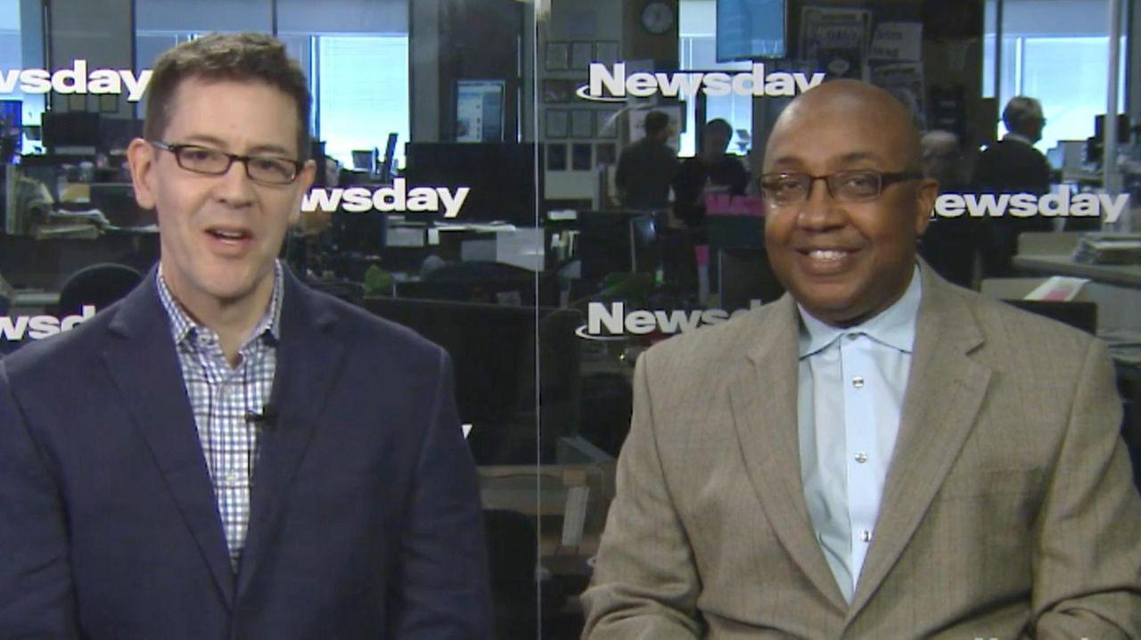 Newsday film critic Rafer Guzmán and Newsday features