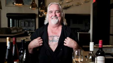 Restaurateur and executive chef Tom Schaudel at his