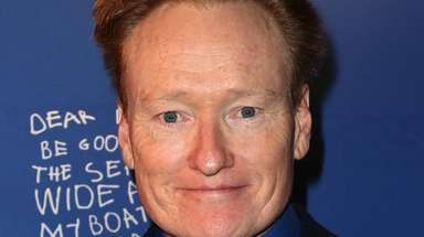 Conan O'Brien attends the Children's Defense Fund California's