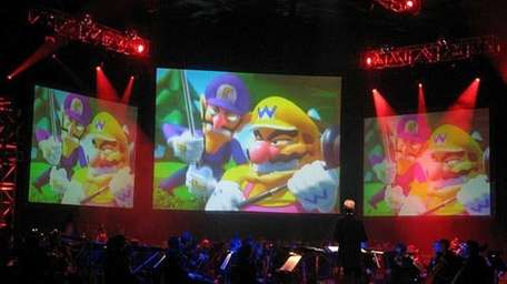 Video Games Live: Bonus Round will be performed
