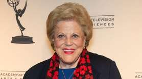Kaye Ballard, the boisterous comedian and singer who