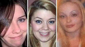 Maureen Brainard-Barnes, left, Megan Waterman, Melissa Barthelemy, and