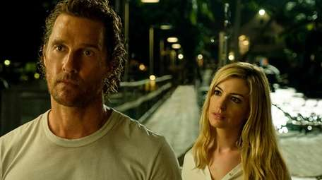 Matthew McConaughey gets lured into a murder plot