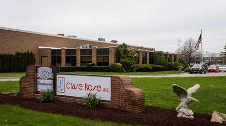 Clare Rose will close its Melville distribution facility