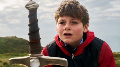 "Louis Ashbourne Serkis stars in  ""The Kid"