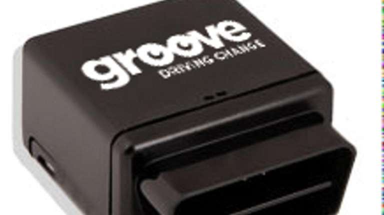 Groove, a device to help alleviate distracted driving,